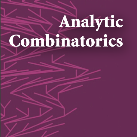 Analytic Combinatorics by Philippe Flajolet and Robert Sedgewick