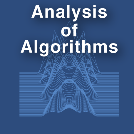 Analysis of Algorithms by Robert Sedgewick and Phillipe Flajolet