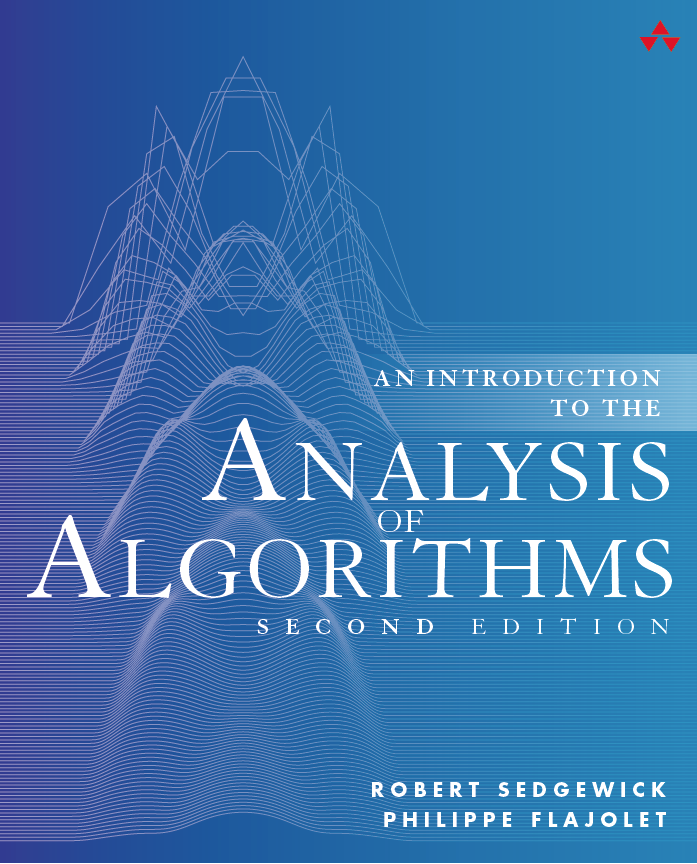 An introduction to the Analysis of Algorithms                by Robert Sedgewick and Kevin Wayne